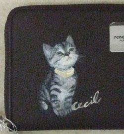猫の絵を描きます