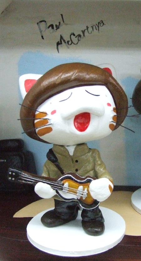Beatles 猫
